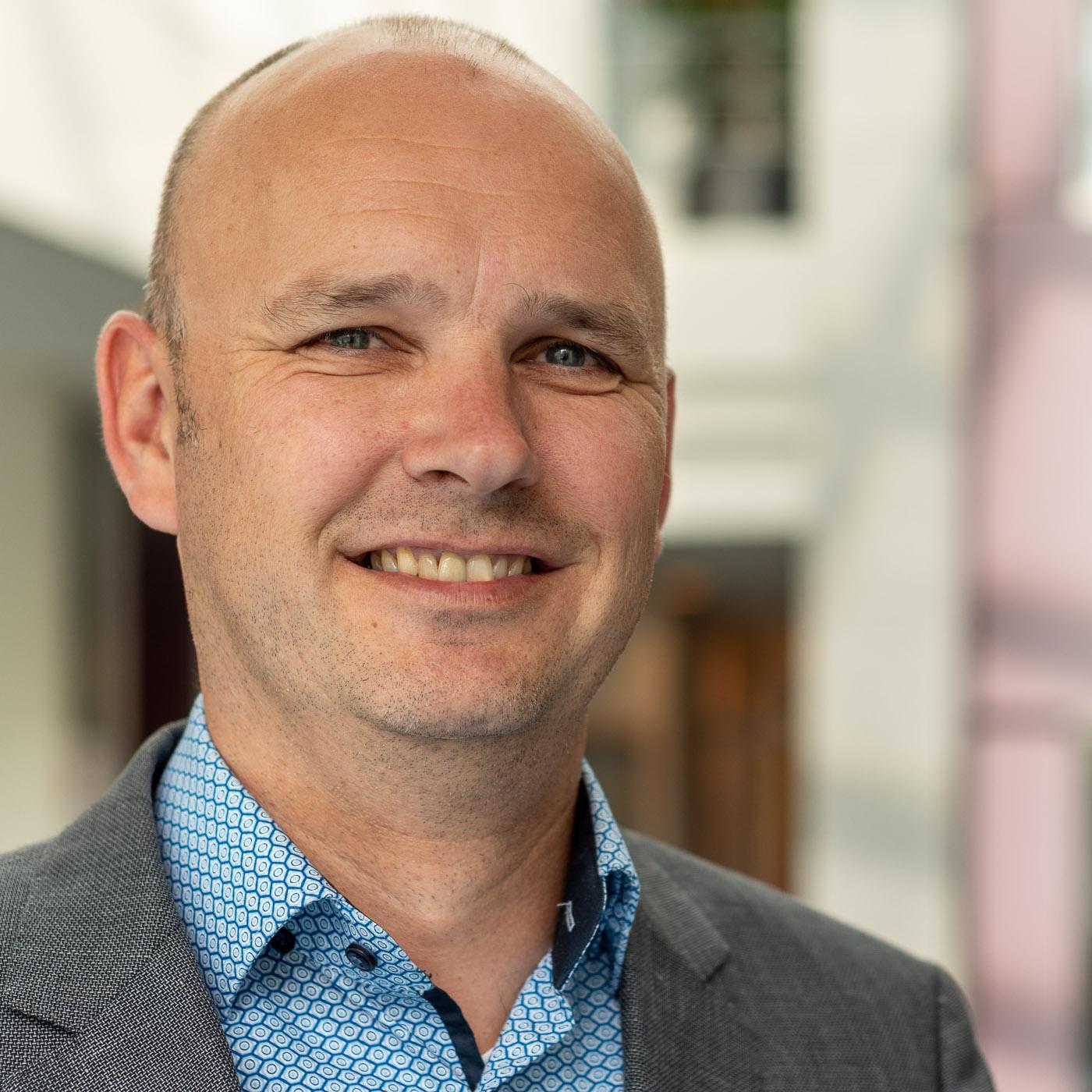 Eric Berns - Algemeen directeur en Subsidiespecialist